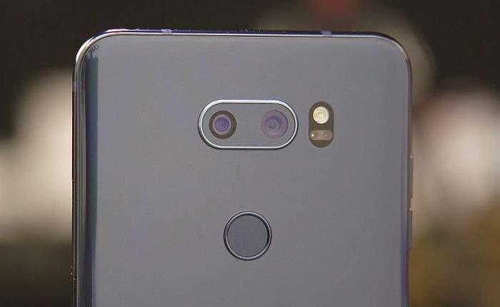 LG V30 kamera