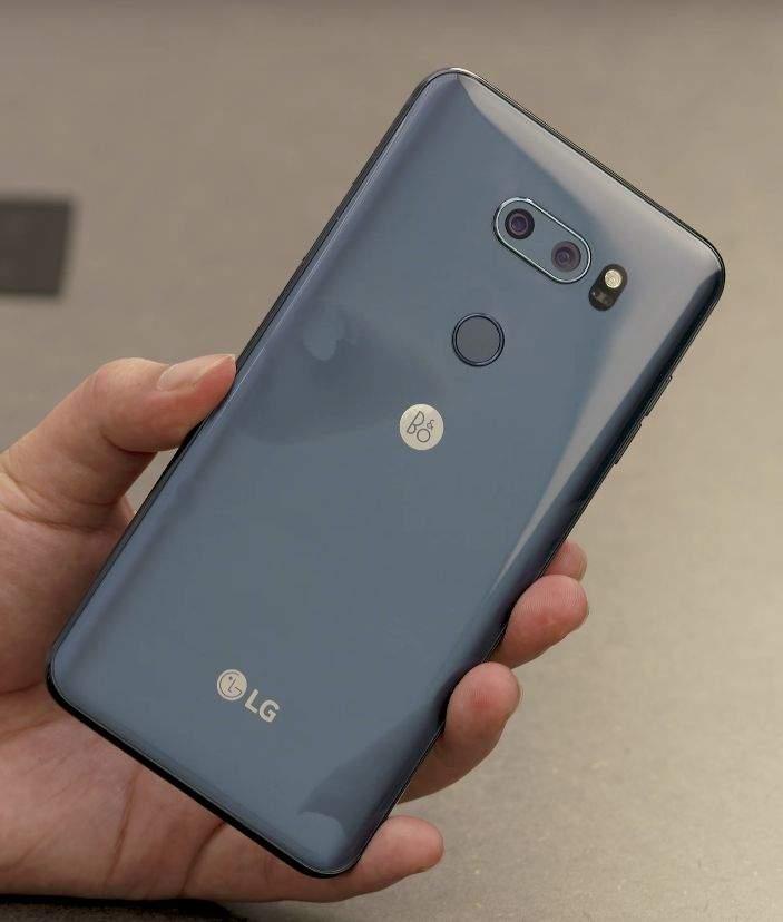 LG V30 stražnja strana