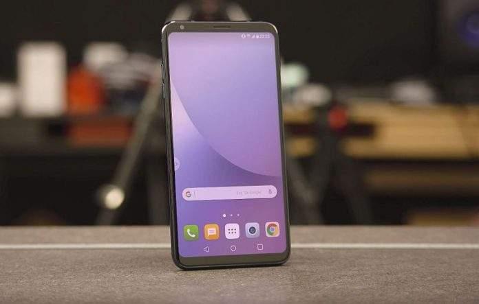 LG V30 test