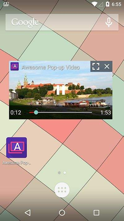 Pop-up Video Pro