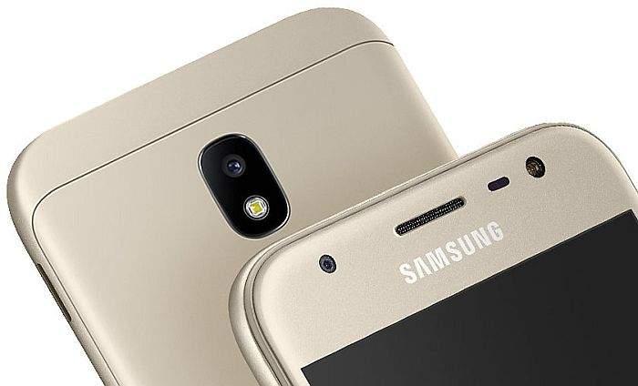Samsung Galaxy J3 (2017) kamera