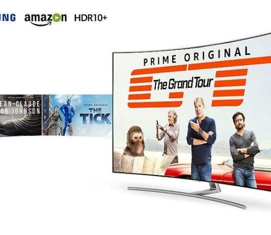 Samsung X Amazon HDR10 _The Grand Tour