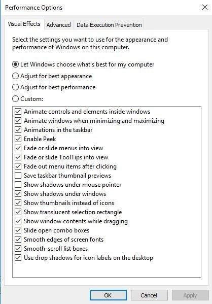 ubrzanje windowsa