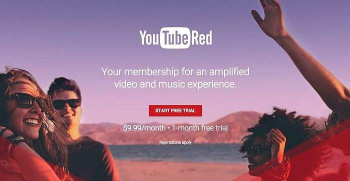 youtube pretplata