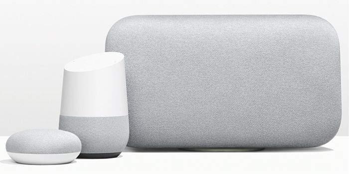 Google Home, Google Home Mini i Google Max