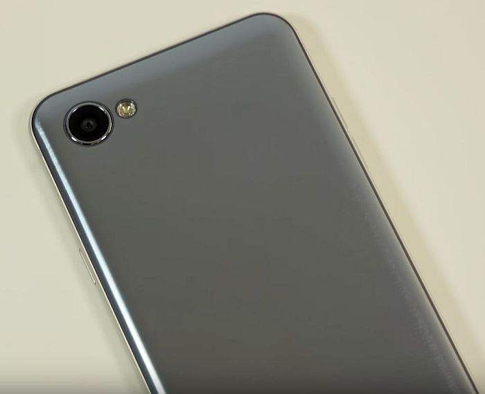 LG Q6 kamera