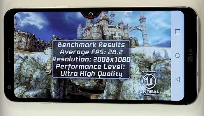 LG Q6 za gaming