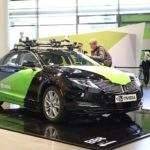 nvidia autonomna vozila
