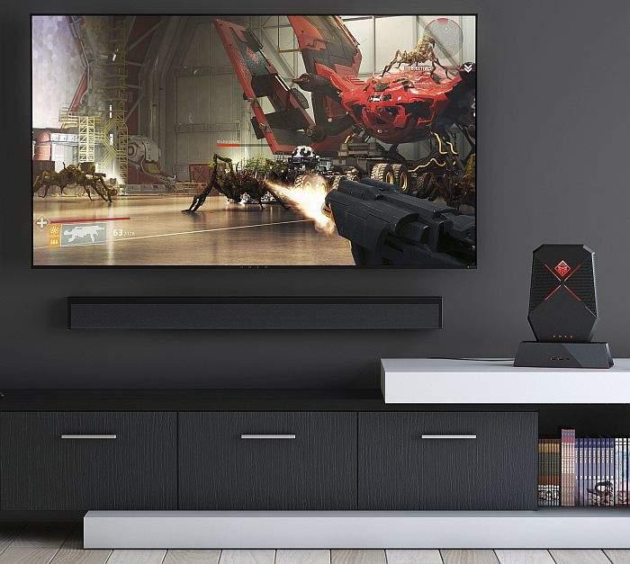 HP OMEN X 65 monitor