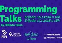 Programming talks na feru