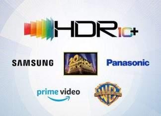 Samsung HDR10+
