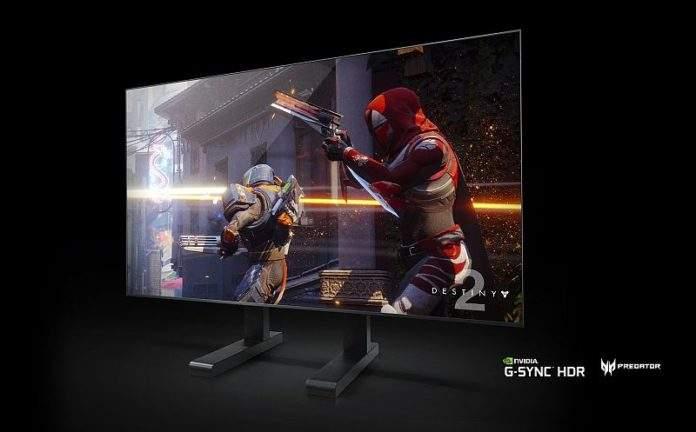 acer gaming monitor 64 inča
