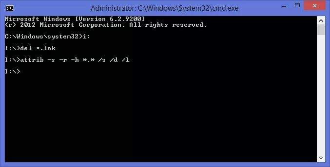 kako ukloniti shortcut virus