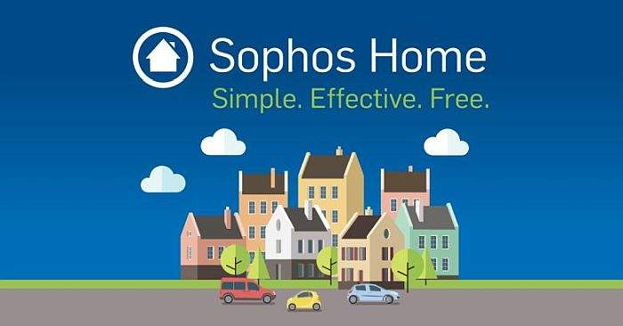najbolji besplatni antivirusni program - Sophos Home