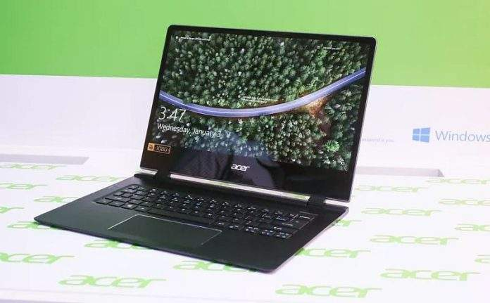 najtanji laptop acer swift 7
