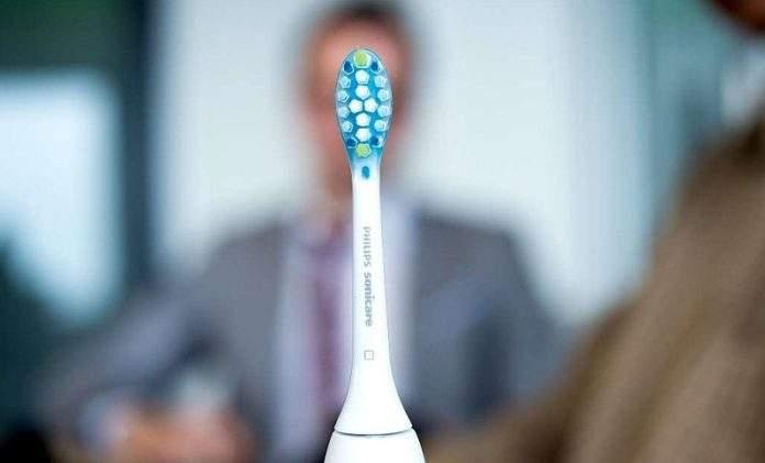 pametna četkica za zube
