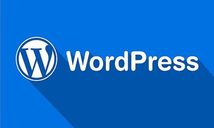 wordpress stranica