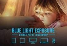 zaštita od plavog svjetla