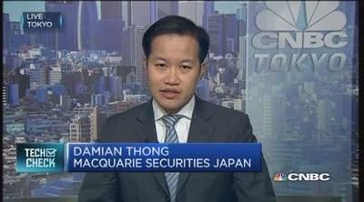 Damian Thong iz Macquarie Capital Securities