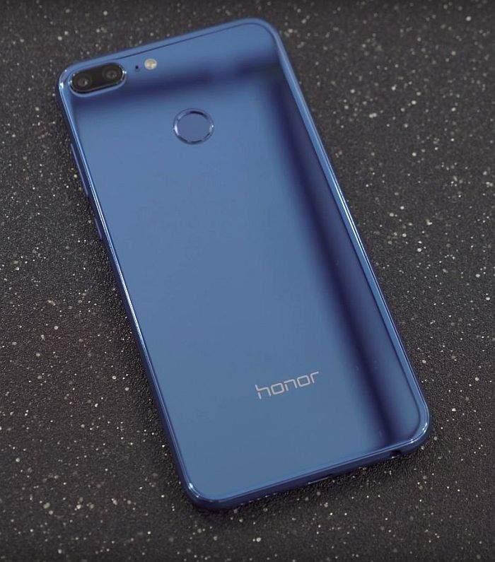 Huawei Honor 9 Lite kamera