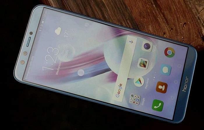 Huawei Honor 9 Lite zaslon
