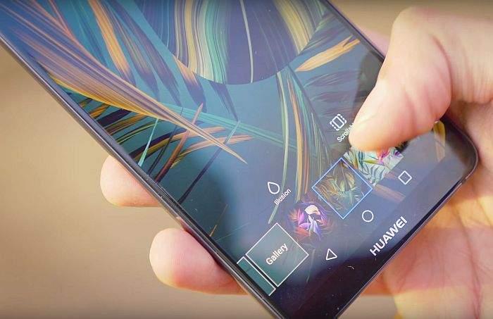 Huawei Mate 10 Pro emui 8