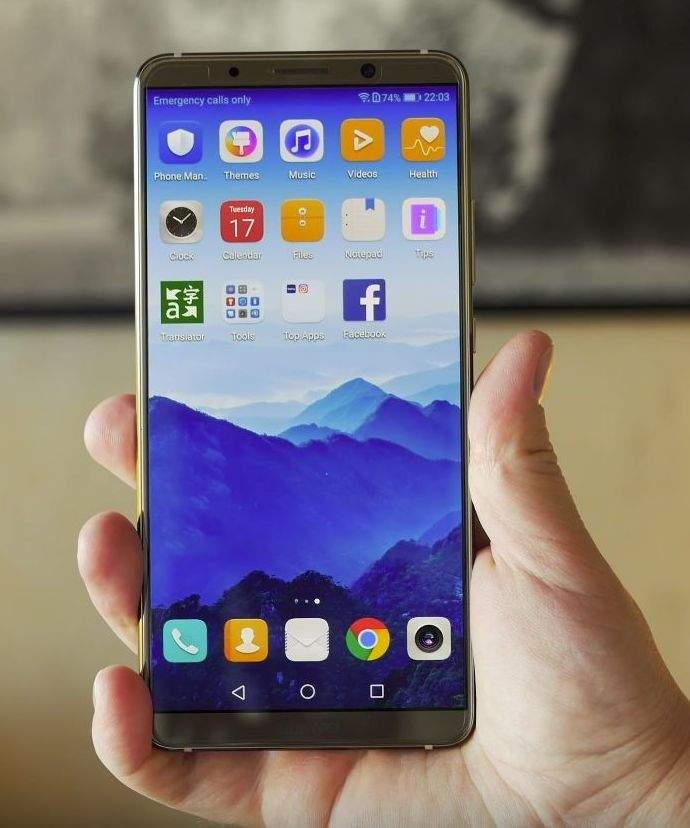 Huawei Mate 10 Pro recenzija