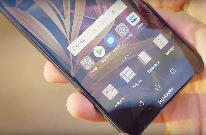 Huawei Mate 10 Pro softver