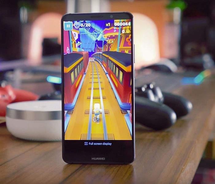 Huawei Mate 10 Pro test igranja