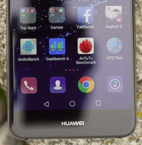 Huawei P10 Lite ekran