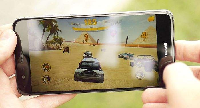Huawei P10 Lite igranje igrica