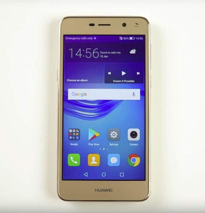 Huawei Y6 2017 recenzija