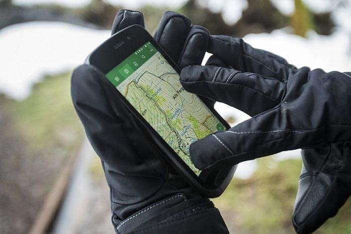Land Rover Explore mobitel
