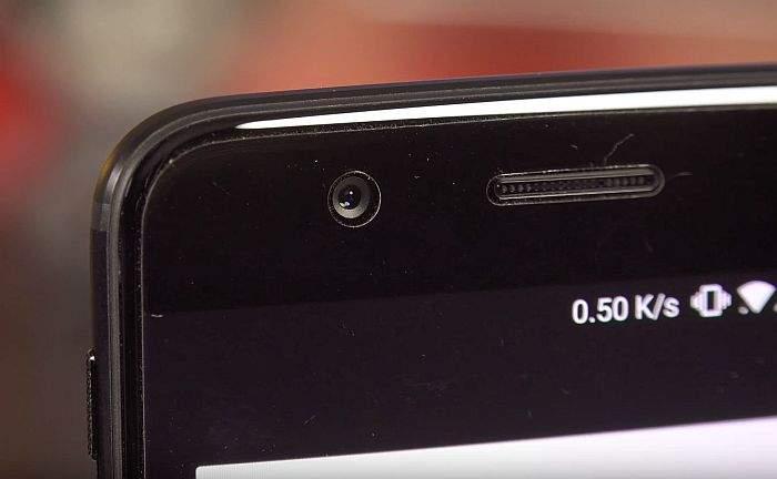 OnePlus 5 prednja kamera