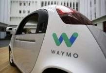 Waymo autonomni auto