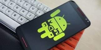 android tvorničke postavke