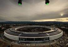 apple zgrada campus