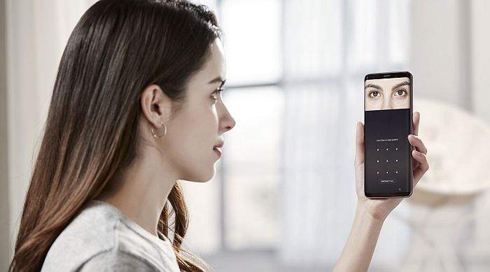 galaxy s9 Biometric_Authentication
