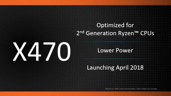 AMD X470 chipset