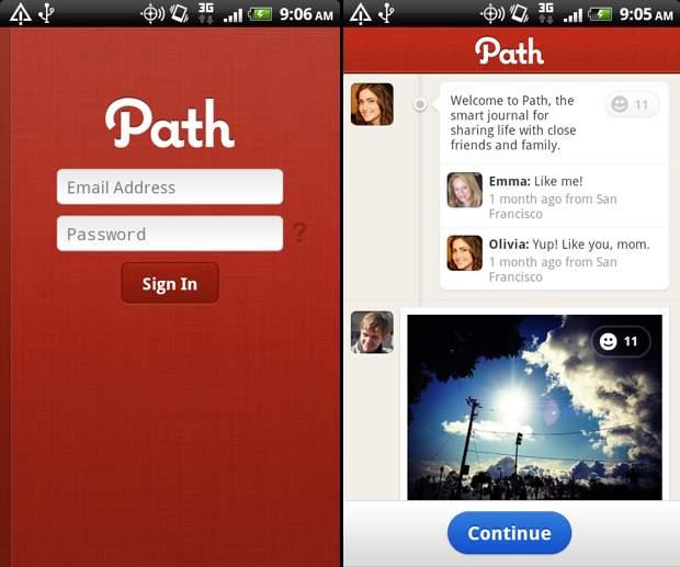 Upoznavanje društvenih mreža u sa