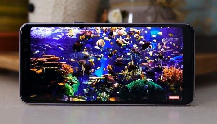 Samsung Galaxy A8 (2018) baterija
