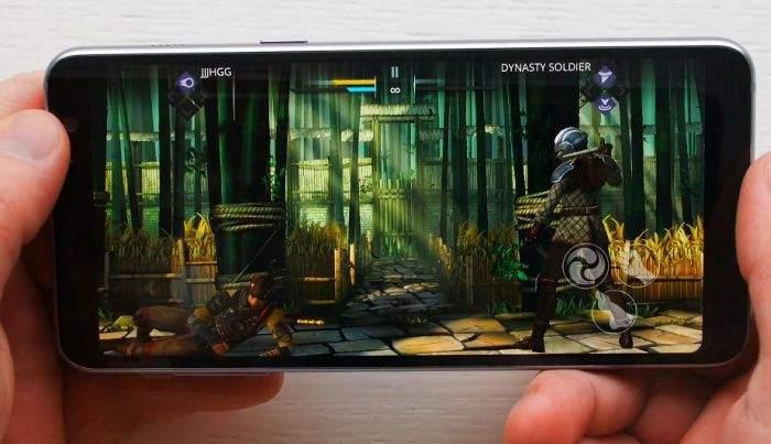 Samsung Galaxy A8 (2018) igrice