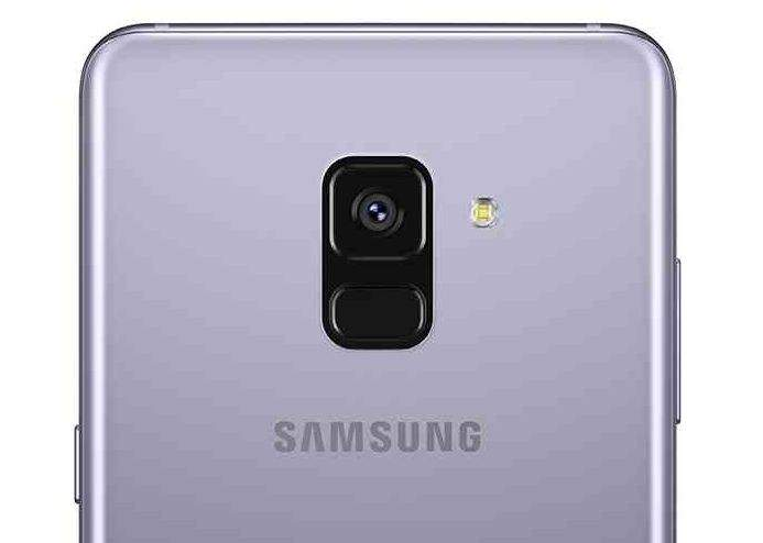 Samsung Galaxy A8 (2018) kamera
