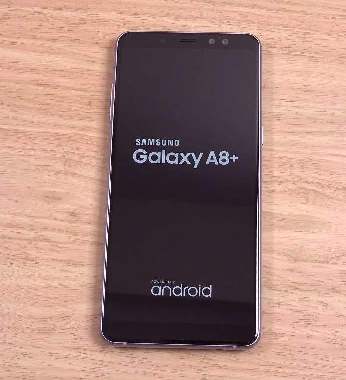 Samsung Galaxy A8 (2018) recenzija