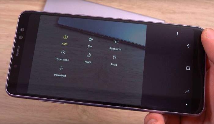 Samsung Galaxy A8 (2018) test kamere