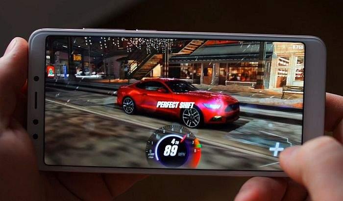 Xiaomi Redmi 5 igre