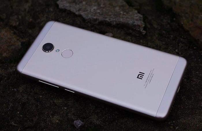 Xiaomi Redmi 5 kamera