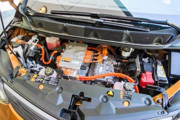 električno vozilo