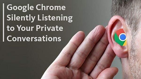 google-chrome-prisluškivanje