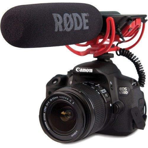 najbolji mikrofon za vlog RodeVideoMic